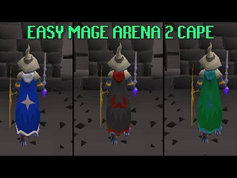 Getting Mage ARENA 2 Cape (OSRS)