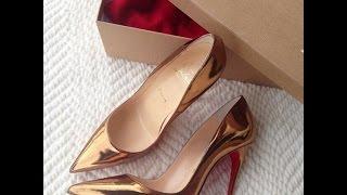Где можно купить свадебные туфли