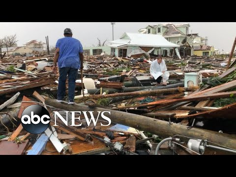 Death toll climbs in Bahamas after Hurricane Dorian l ABC News