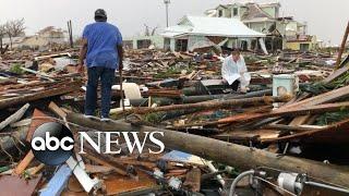 Death toll climbs in Bahamas after Hurricane Dorian l ABC News