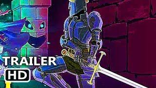 PS4 - Knightin'+ Trailer (2020)