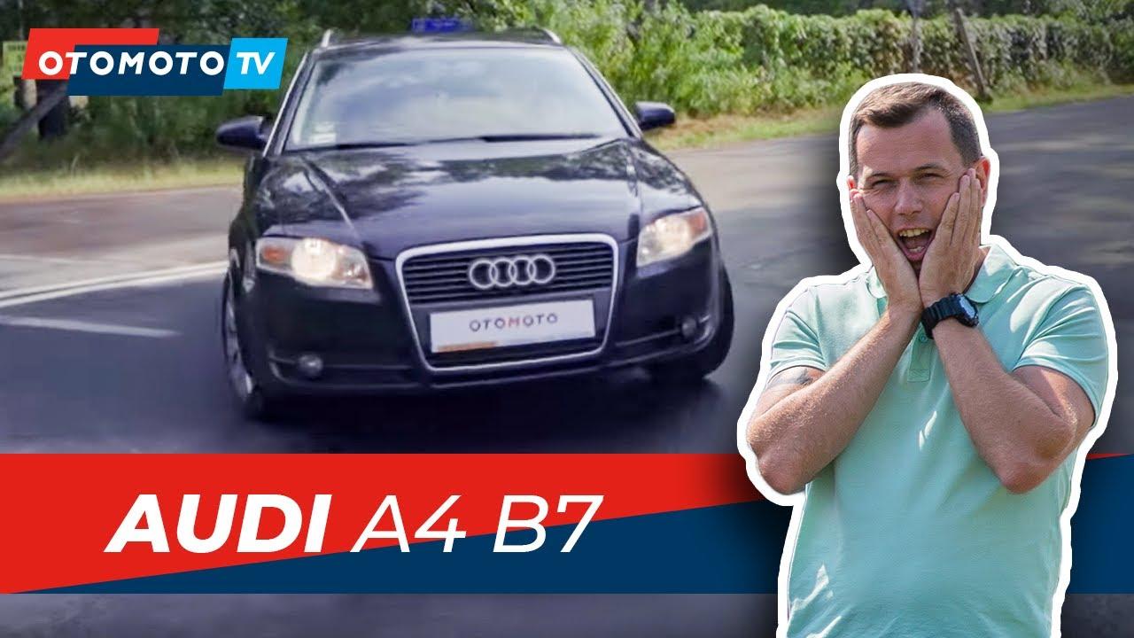 Audi A4 B7 Czy Można Kupić Prestiż Za 14 000 Zł Top10 Otomoto