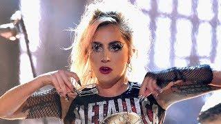ליידי גאגא חוזרת לאולפן ואל הבמה