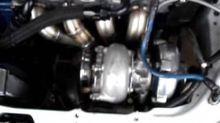 turbonetics turbo t3 t4 on my 95 cx civic