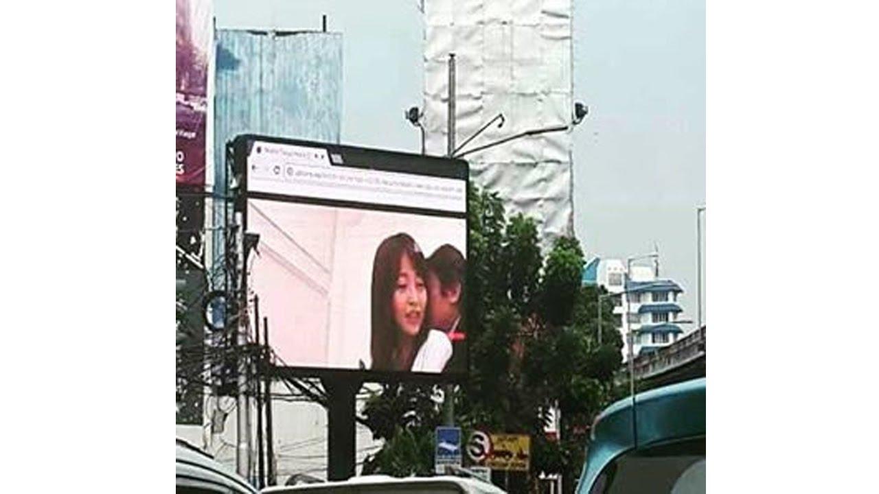 billboard porn video Russiian
