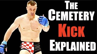 Mirko Cro Cop - A Legend Retires |Insane High Kick Technique Breakdown