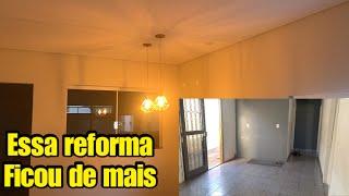 A Reforma Dessa Casa Ficou Linda Demais!