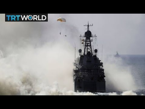 Russia-Ukraine Tensions: Moscow's 'blockade' Of Sea Of Azov Angers Kiev