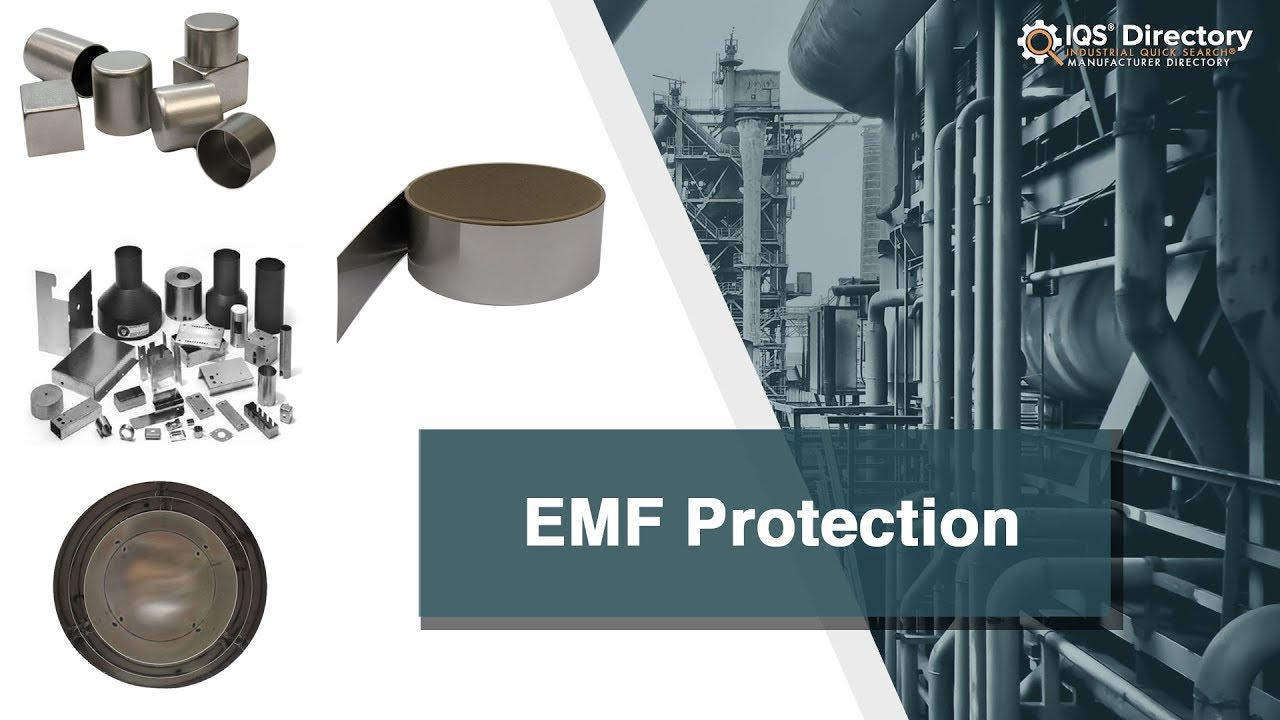 EMF Protection Manufacturers Suppliers | IQS Directory