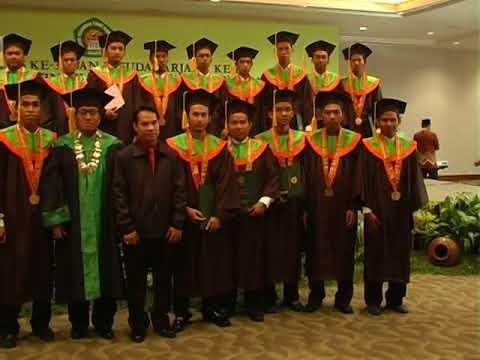 Wisuda Institut PTIQ Jakarta 2009 di JCC (BAG. Akhir)
