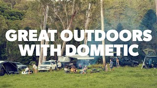 DOMETIC | Enter The Great Outdoors with Dometic