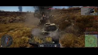 Гоняем в War Thander