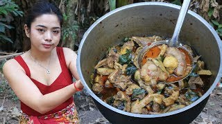 Yummy cooking curry duck recipe - Cooking skill