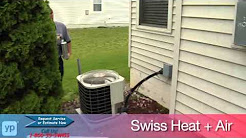 Columbus, OH | Swiss Heat + Air | heating | a/c repair