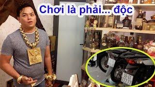 Phần 2: Đại gia Phúc XO đeo vàng nhiều nhất Việt Nam có khối tài sản khủng ít ai ngờ - Guufood