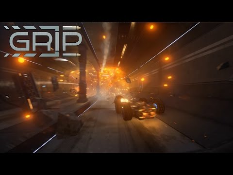 GRIP - Dance of Destruction Trailer