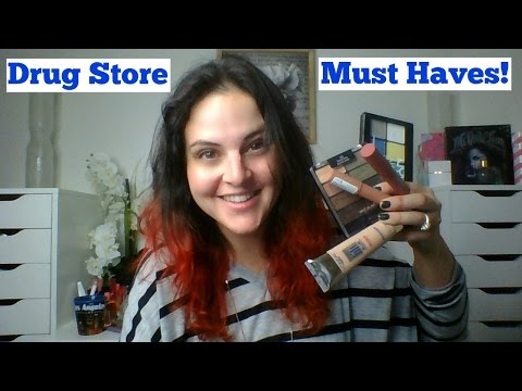 LIVE CHAT - Best & Worst of Drug Store! Let's Talk About It!