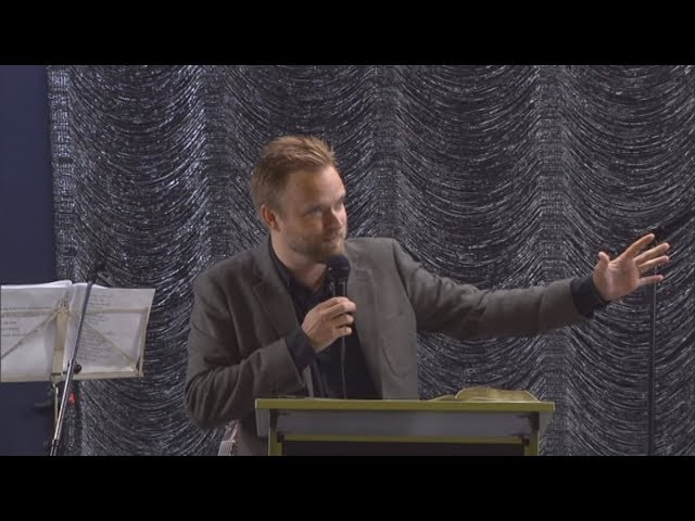 Kristus vid historiens klimax - Johnny Lithell - Slottsmissionens tältmöte 2018