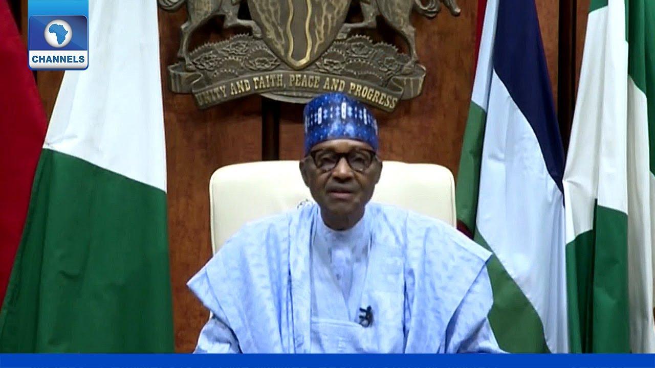 Download President Buhari's Full 61st Independence Anniversary Speech