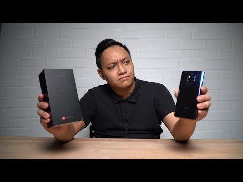 UNBOXING : HUAWEI MATE 20 PRO (MALAYSIA)