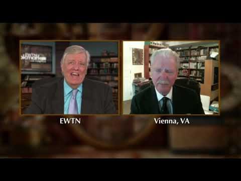 EWTN Bookmark - America on Trial: A Defense of the Founding