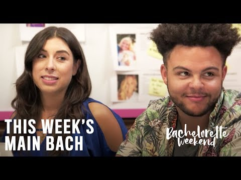 Bachelorette Weekend on CMT | This Week's Main Bach Is...