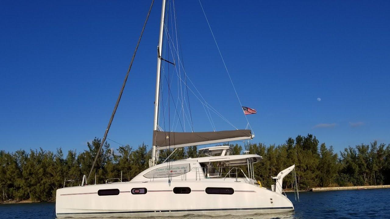 Sailing The Space Between Promo Catamaran Charter In S Florida Keys Bahamas