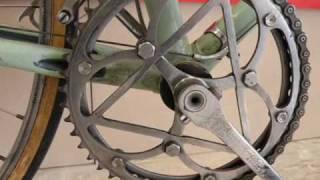 La bici Bianchi di Fausto Coppi mod.