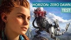 Horizon: Zero Dawn im Test - Open-World-Hit für PS4