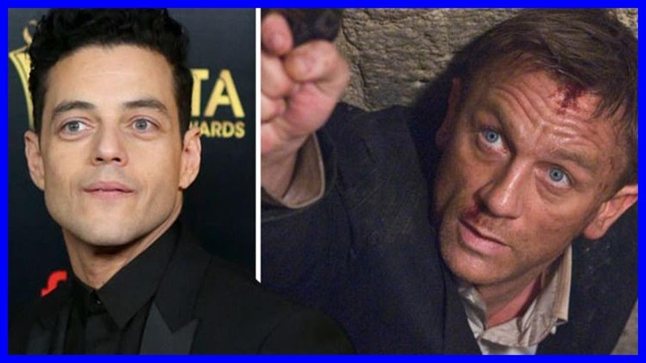 Rami Malek Bakal Jadi Penjahat di film James Bond Terbaru