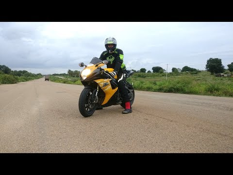 SUZUKI GSX-R750 !! THE RAREST IMPORTED BIKE IN INDIA - BIGBANG BIKER BLOCKBUSTER -7