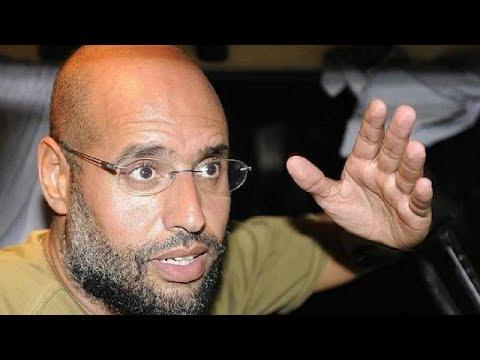 Gaddafi's son Saif al-Islam to run for Libya president in 2018