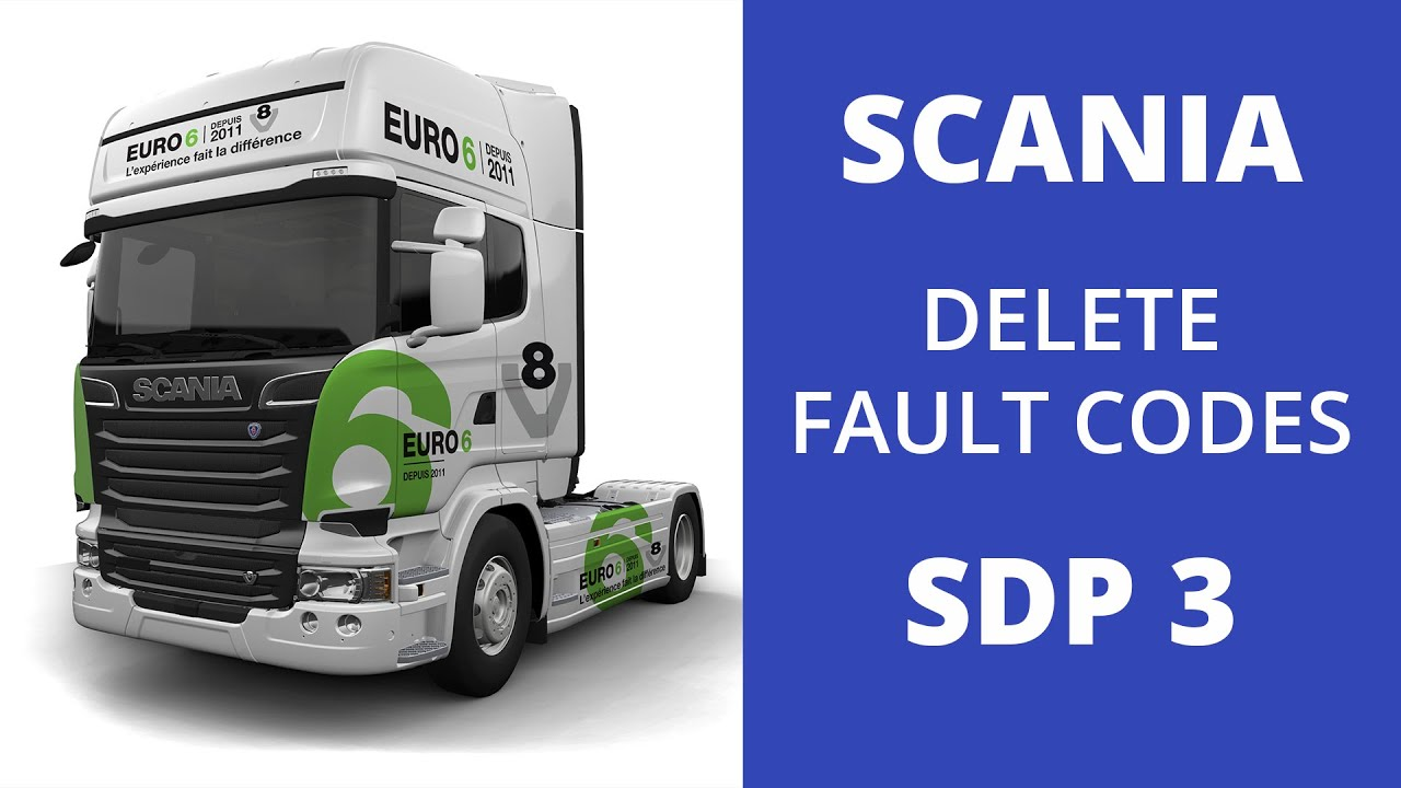 delete fault codes scania s6 truck www balticdiag com youtube rh youtube com Scania R900 Scania R730 8X4