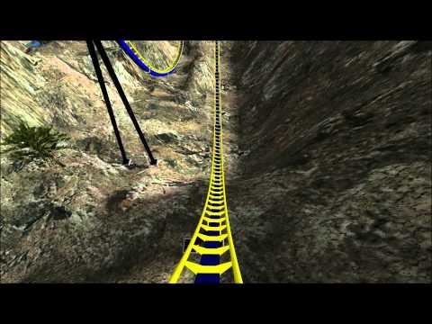 Cobalt Flash On Ride View