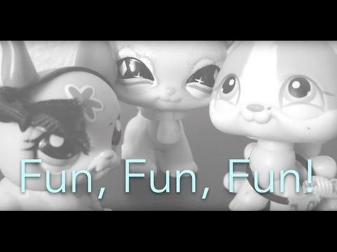 LPS: Fun, Fun, Fun! NEW Littlest Pet Shop Show for Kids!