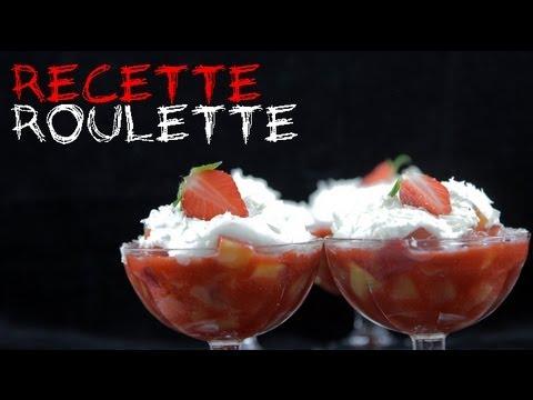 Recette : Verrines nectarines fraises