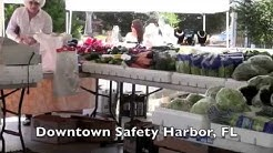 Safety Harbor Farmers Market Video SEO in Safety Harbor, FL. Promote your Event!