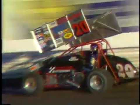 Keith Kaufman - PA Posse - World of Outlaws - San Jose Speedway