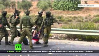 West Bank clashes turn deadly as knife attacks shake Israel