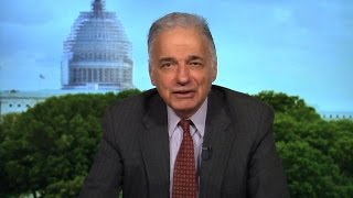 Ralph Nader on Bernie Sanders' Presidential Bid & His Unanswered Letters to the White House