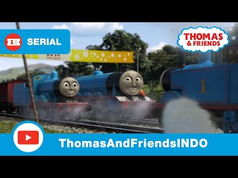 Thomas & Friends Indonesia: Masalah Ganda - Bagian 3