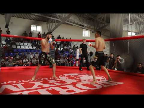Колизей: Битва Чемпионов 7: Сино Сабзалиев (Таджикистан) Vs. Доронбек Фаругбек (Кыргызстан) | 61 кг