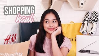 Huge Shopping Haul 2018! (Philippines) | ThatsBella
