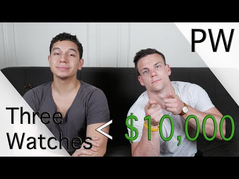 Perfect Three Watch Collection: Under $10,000 Dollars - Omega, Ball, Sinn, Zenith & Grand Seiko