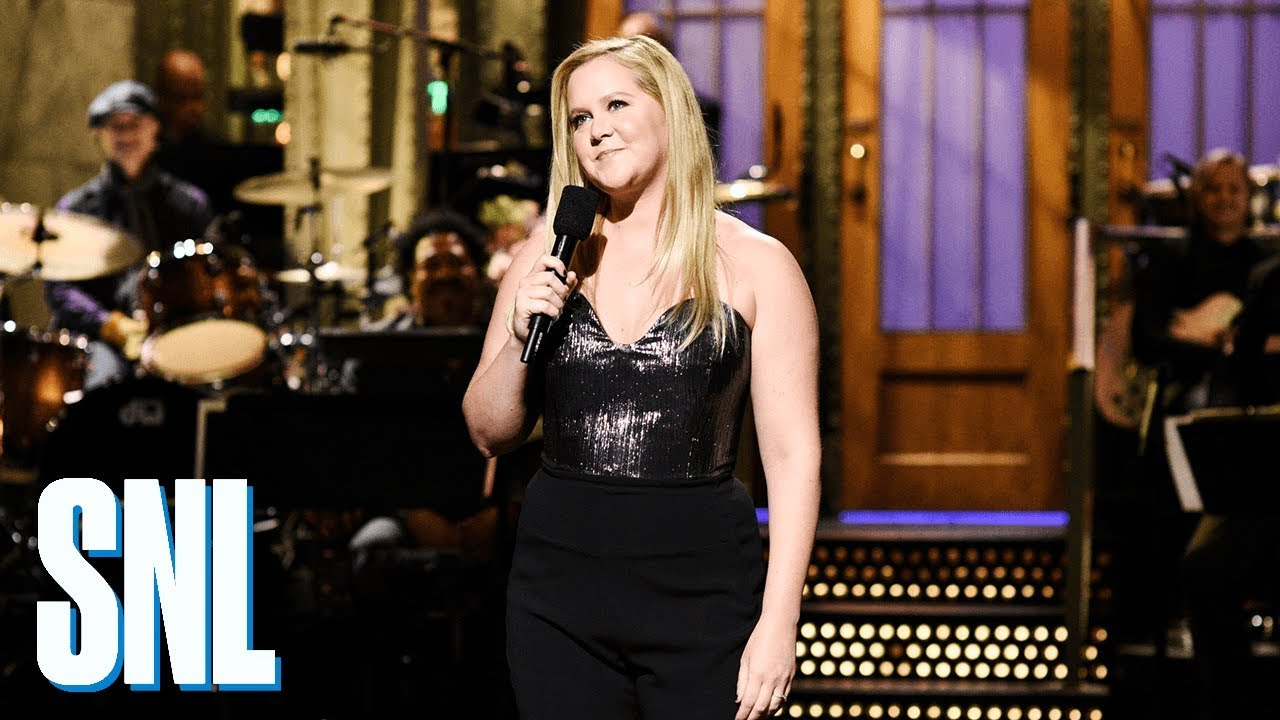 Download Amy Schumer Stand-up Monologue - SNL