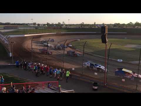 Coletrain 82Q 6-8-19 Lucas Oil Speedway Heat