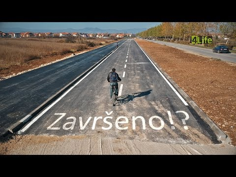 Završen dio puta Ilidža - Hrasnica