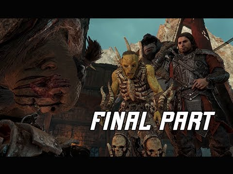 Middle-Earth Shadow of War Walkthrough Part 36 - Fate Worse than Death (Let's Play Commentary)