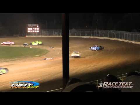 Plymouth Dirt Track - July 5, 2014 - Grand National Feature