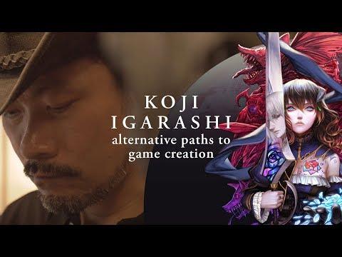 Koji Igarashi (Bloodstained) - alternative paths to game creation